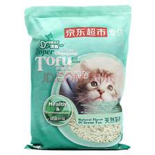 洁客 豆腐 猫砂 1.4kg *5件 39.75元(合7.95元/件)