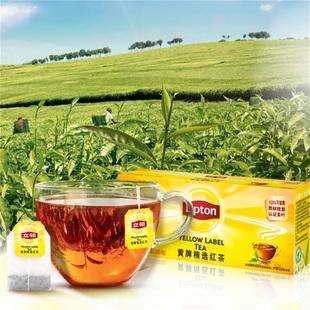 立顿 斯里兰卡红茶包2盒50袋装 ¥17