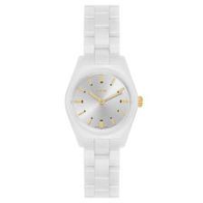 近期低价!Rado 雷达表 Specchio 系列 白色陶瓷女士气质腕表 R31509112