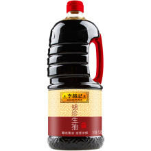京东商城 李锦记 酱油 锦珍生抽 1.65L 9.9元(可凑单包邮)