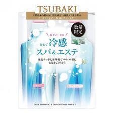 TSUBAKI丝蓓绮 夏季数量限定天然植物洗发护发清凉套装 450ml 5.3折 直邮中国