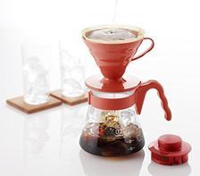 HARIO VCSD-02R 手冲滴滤式 玻璃咖啡壶 到手约¥83