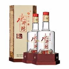 水井坊 臻酿八号 浓香型白酒 52度 500ml*2瓶 558元包邮(需用券) ¥558