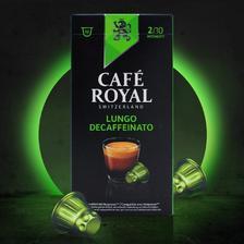 Café Royal 大杯低因咖啡咖啡胶囊 10颗/盒 *10件 117.11元含税包邮(需用券)