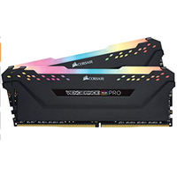 $84.99(原价$94.99)CORSAIR Vengeance RGB PRO 16GB(2x8GB)DDR4 3200MHz C16 带LED 台式机内存