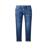 Lee商场同款101+2019秋冬新款深蓝色直筒牛仔长裤男 仅需799