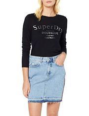 Superdry 极度干燥 Denim Mini 女士牛仔半身裙275.42元'