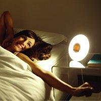 美国直邮¥317 Philips 日出模拟唤醒灯闹钟 花式叫你起床