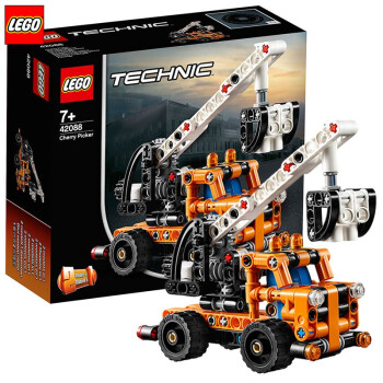 有券的上: LEGO 乐高 Technic 机械组系列 42088 车 54元包邮