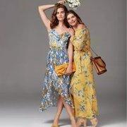 低至4折 夏季美裙热卖 少女风、女神范超多款式'