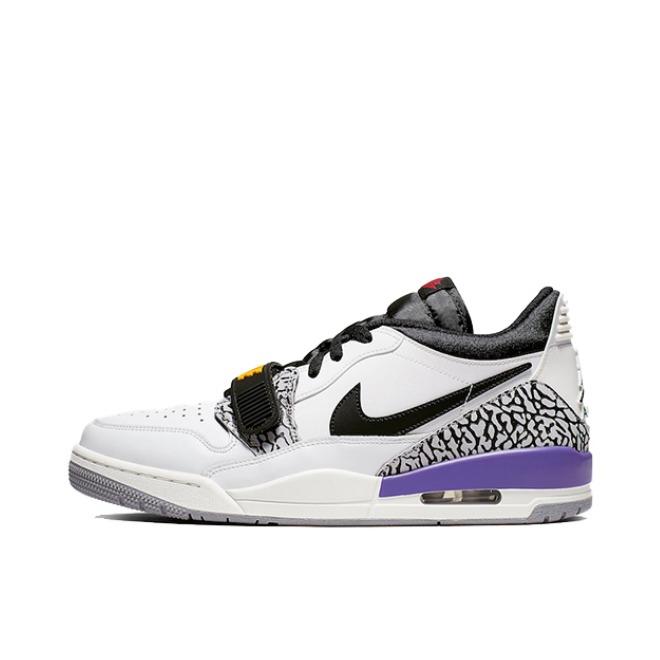Air Jordan Legacy 312 Lakers 湖人Low 实付到手999元