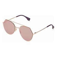 折合661.43元 Fendi 芬迪 粉色太阳镜