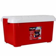 爱丽思(IRIS) RVBOX600 车载收纳箱 40L 红/白色 *2件 118元(需用券,合59元/件