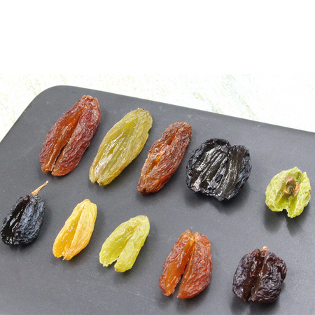 蜜之番 吐鲁番葡萄干 250g 5.7元包邮(需用券) ¥6