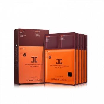 京东商城 JAY JUN 黑色水光面膜 25ml 10片装*3件 88.5元(合29.5元/件,可凑单包邮)