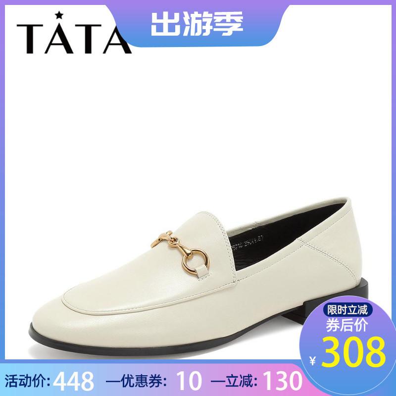 Tata 他她 DS716AM9 女士单鞋 298元包邮(双重优惠)