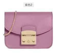 ¥623.04 FURLA 芙拉 Metropolis Mini 女式斜挎包