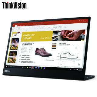 联想(ThinkVision) M14 Type-C 一体式可折叠 便携显示器 1479元