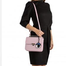 20日0点: FURLA 芙拉 Elisir系列 女士挂饰装饰金属提手单肩斜挎包 小号 599元