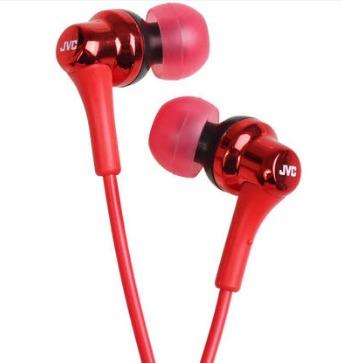 JVC 杰伟世 HA-FR26 入耳式耳机 115元包邮