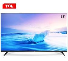 TCL 55L2 55英寸 4K液晶电视 1799元包邮