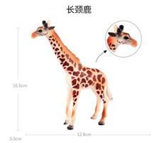 ¥19.9 国家地理正版!WENNO 野生仿真动物玩具