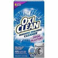 相当于一盒$4.62 ,2盒仅$9.23 OxiClean 洗衣机清洁剂 4个