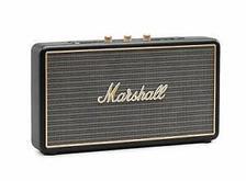 Marshall 马歇尔 Stockwell 无线蓝牙音箱 (黑色) $99.99(约689.2元)