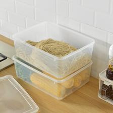 BELO 百露 冰箱沥水收纳盒 高款 3个装 *3件 97.9元包邮