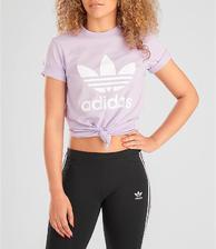 折合91.88元 adidas 阿迪 Treoil 女子T恤