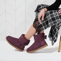 全场8折 多款经典雪地靴码全 Rue La La 精选 UGG 男女式雪地靴热卖