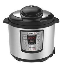 Instant Pot LUX60V3 V3 6夸脱/约5.676升 6合1多用途可编程高压锅 prime含税到手约529.