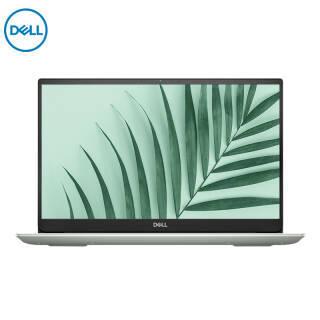 戴尔灵越5000 fit 14英寸英特尔酷睿i7轻薄笔记本电脑(十代i7-10510U 8G 512G MX250 2G 2年整机上门)薄荷绿 6349元