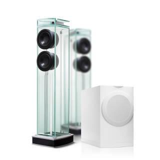 Waterfall-Niagara Platinium 2.1 HiFi 玻璃音响 法国纯手工定制 296280元