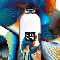 $10.37 每瓶仅$0.86 LIFEWTR PH 平衡电解质水 500ml 运动瓶 12瓶