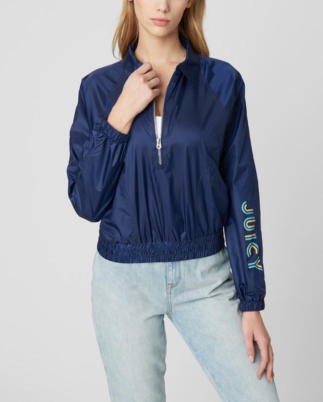 折合194.7元 Juicy Couture 基础款 Logo 装饰夹克