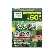 Yakult养乐多有机大麦若叶青汁 4g×60袋 6.9折 ¥1523
