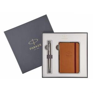中亚Prime会员: PARKER 派克 SONNET卓尔 钢笔 笔记本礼盒装 443.34元含税包邮