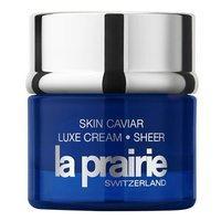 低至7.5折+额外7.8折 全球免邮 La Prairie 全场美妆护肤热卖 收蓝鱼子面霜