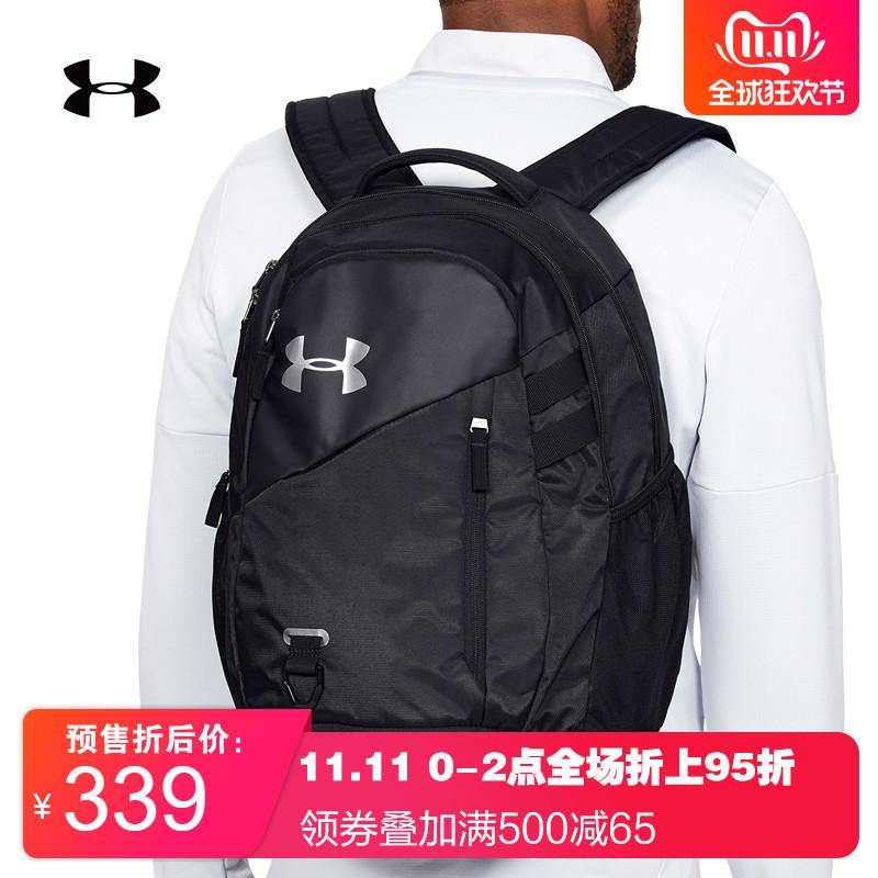 21日0点、双11预售: Under Armour 安德玛Hustle 4.0双肩背包 339元(需订金)