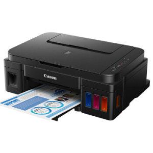 18日8点: Canon 佳能 G2800 加墨式彩色喷墨一体机 799元包邮