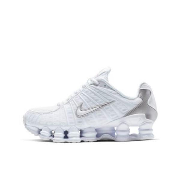Nike Shox TL White/Silver 白/银 实付到手1199元