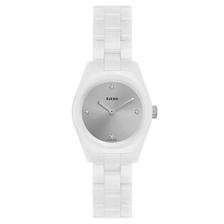 Rado 雷达表 Specchio 系列 白色女士气质腕表 R31509702