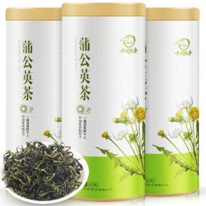 ¥18.8 中闽飘香 蒲公英茶 60g *3
