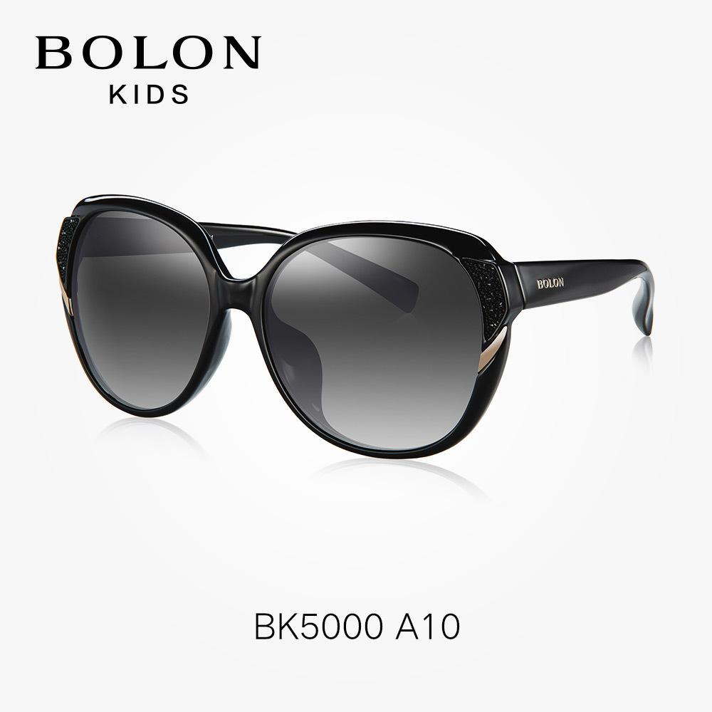 BOLON暴龙儿童太阳镜女童蝶形时尚墨镜舒适个性遮阳眼镜BK5000  券后258元