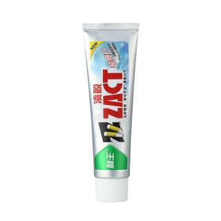 LION 狮王 ZACT 超亮白 渍脱牙膏 超亮白 90g 单支装 *10件 34元(合3.4元/件)