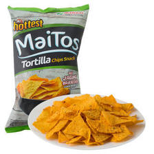 印度尼西亚进口 MaiTos 烧烤味玉米片 140g 零食 休闲食品 *12件 102.8元(合8.57