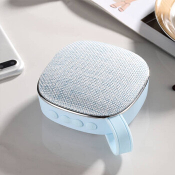 移动专享: 蜂翼 便携式蓝牙音箱 2色可选 7.9元包邮