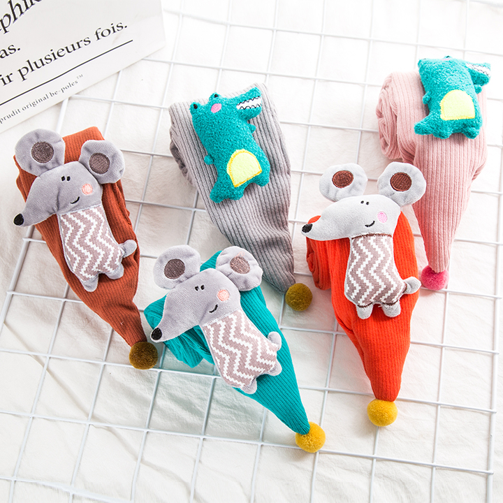 开心鸟 儿童围巾 6个月-12岁 9.9元包邮