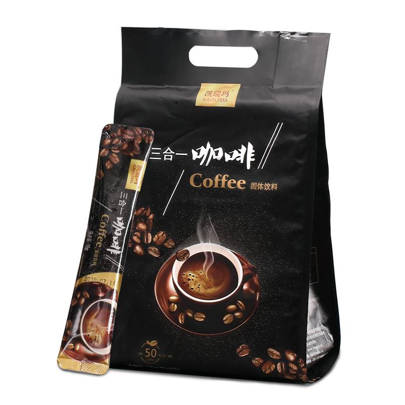 ¥15.8 凯瑞玛咖啡三合一速溶咖啡粉16g*50条